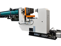 Complete systems for calotte embossing